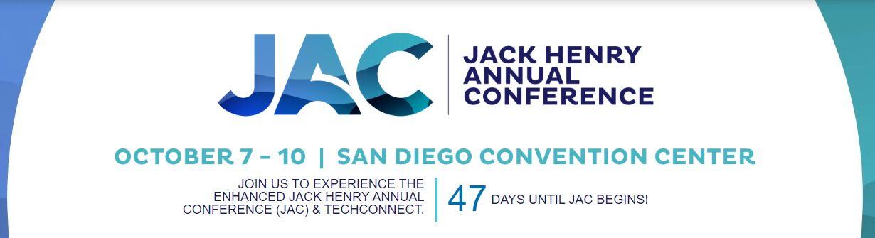Jack Henry Conference - Home