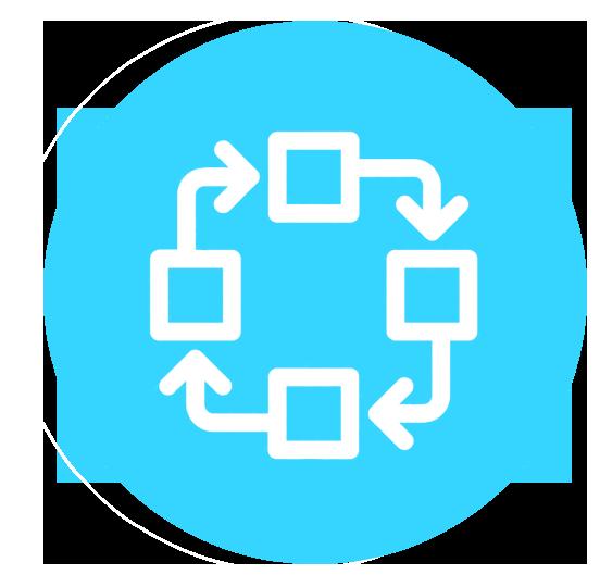 Our No Code Low Code Platform icon - Conversational AI